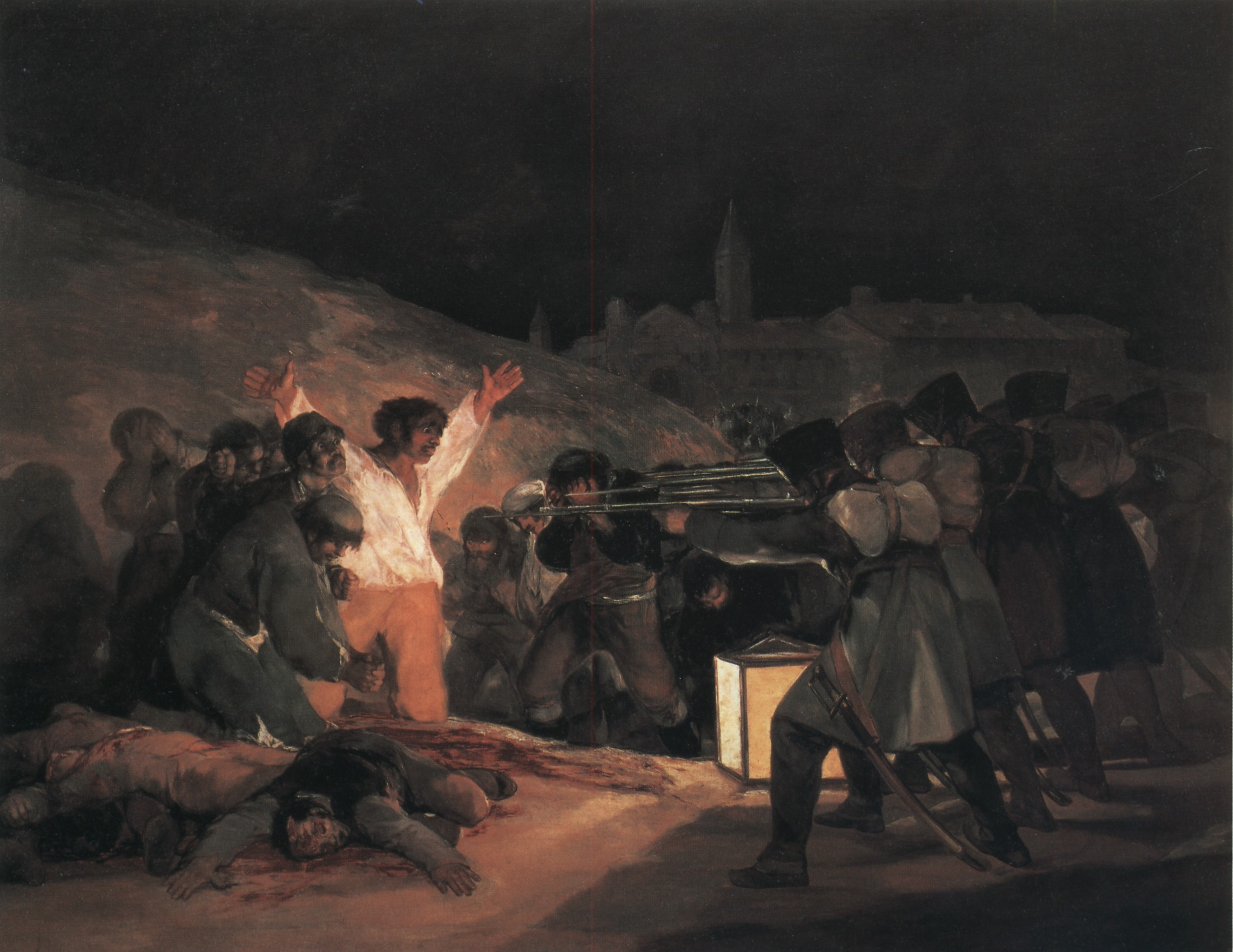 """francisco goya the third of may 1808 essay Painting: the art of francisco goya - the second of may 1808: the charge of the mamelukes, 1814 museo nacional del prado the 2nd of may 1808 in madrid or """"the fight against the mamelukes."""